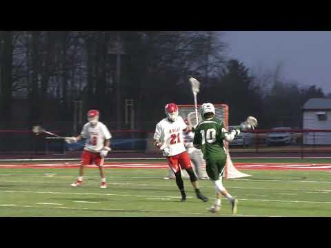 Full Game Spring Boys Varsity Lacrosse Baldwinsville VS Fayetteville Manlius  4/11/2018 4k