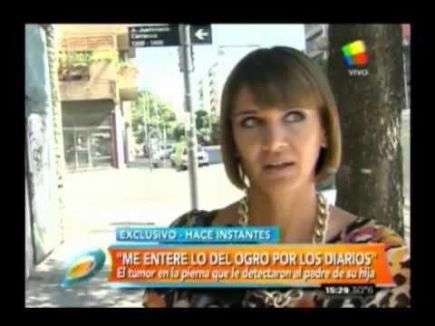 ¿Cómo tomó Amalia Granata la noticia sobre el tumor del Ogro Fabbiani?