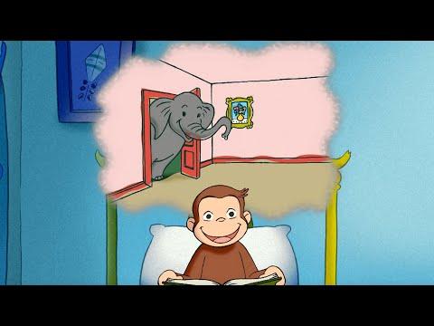El elefante arriba   Jorge El Curioso En Español