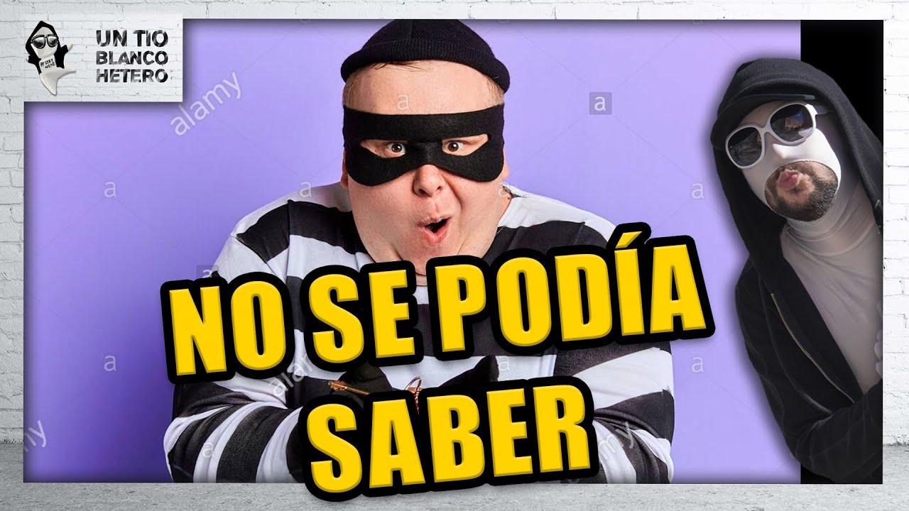 DESPENALIZAN el ROBO: SALE MAL   UTBED