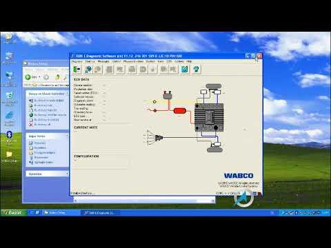 WABCO DIAGNOSTIC KIT (WDI) WABCO Trailer and Truck Diagnostic Interface