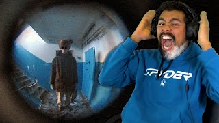I'M IN A TERRIFYING HORROR MOVIE... - [At the Dead of Night] - Part 1