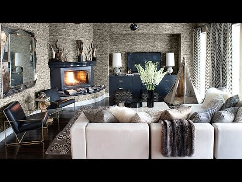 Go inside kourtney kardashian 39 s home for style ideas - Kourtney kardashian kitchen chairs ...