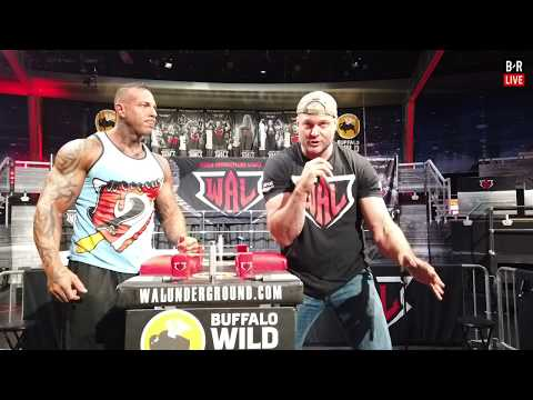 How to arm wrestle like a pro with Devon Larratt and Mike Ayello