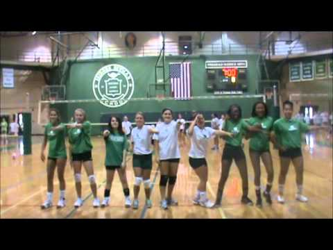 Call Me Maybe - Newman Volleyball