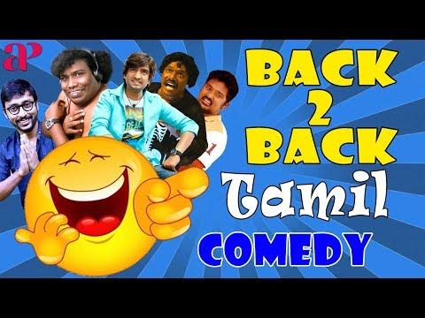 Back to Back Tamil Comedy Scenes   Jai   Karunas   Santhanam   Pugazh   Darling   Raja Rani