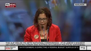Speech - 48th Labor National Conference - Education Chapter