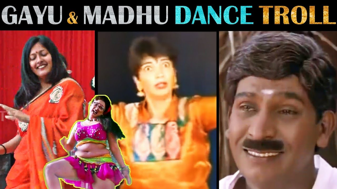 Download Gayathri & Madhuvanthi Dance Troll | Tamil | Rakesh & Jeni 2.0