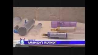 Fox5 News Your Health Segment Highlights the Use of CBD Oil for Parkinson's Disease