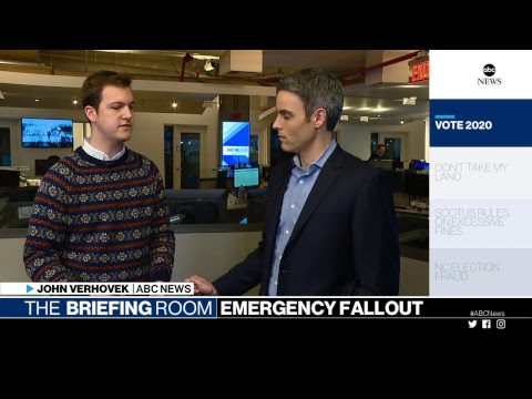 Briefing Room: Alleged North Carolina election fraud, 2020 election latest | ABC News