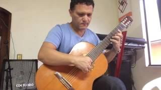 Baixar Bourrée Joh Seb. Bach (Jaciel - Violão) Classical guitar - Violão classico - Fingerstyle