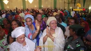 Download Video WATCH WIFE OF THE PRESIDENT, AISHA BUHARI DANCE TO FUJI MUSICIAN, #K1DeUltimate's MUSIC MP3 3GP MP4