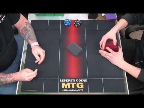 FNM 01-18-19 Round 1 Azorius Mill vs Grixis Control