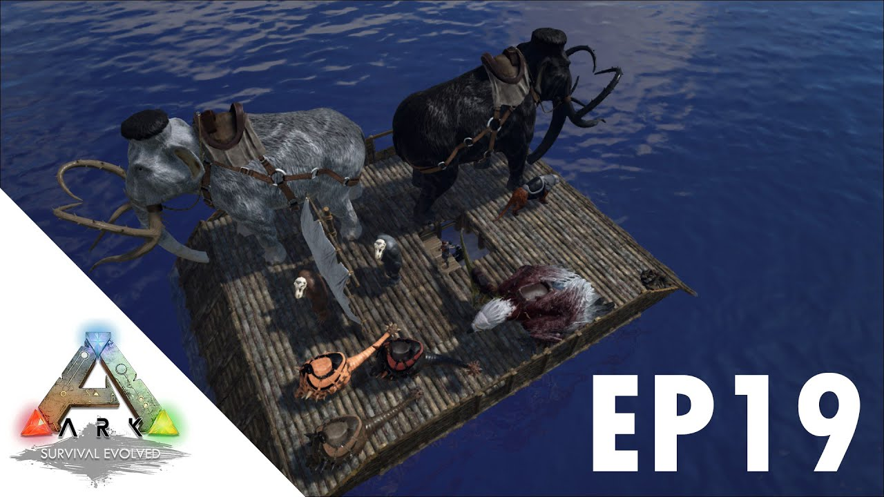 Ark survival evolved s1ep19 transport boat and new base build ark survival evolved s1ep19 transport boat and new base build youtube malvernweather Gallery