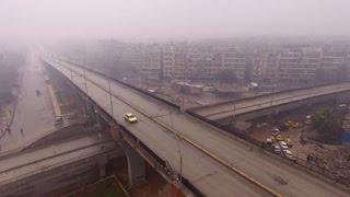 В Алеппо запущен общественный транспорт