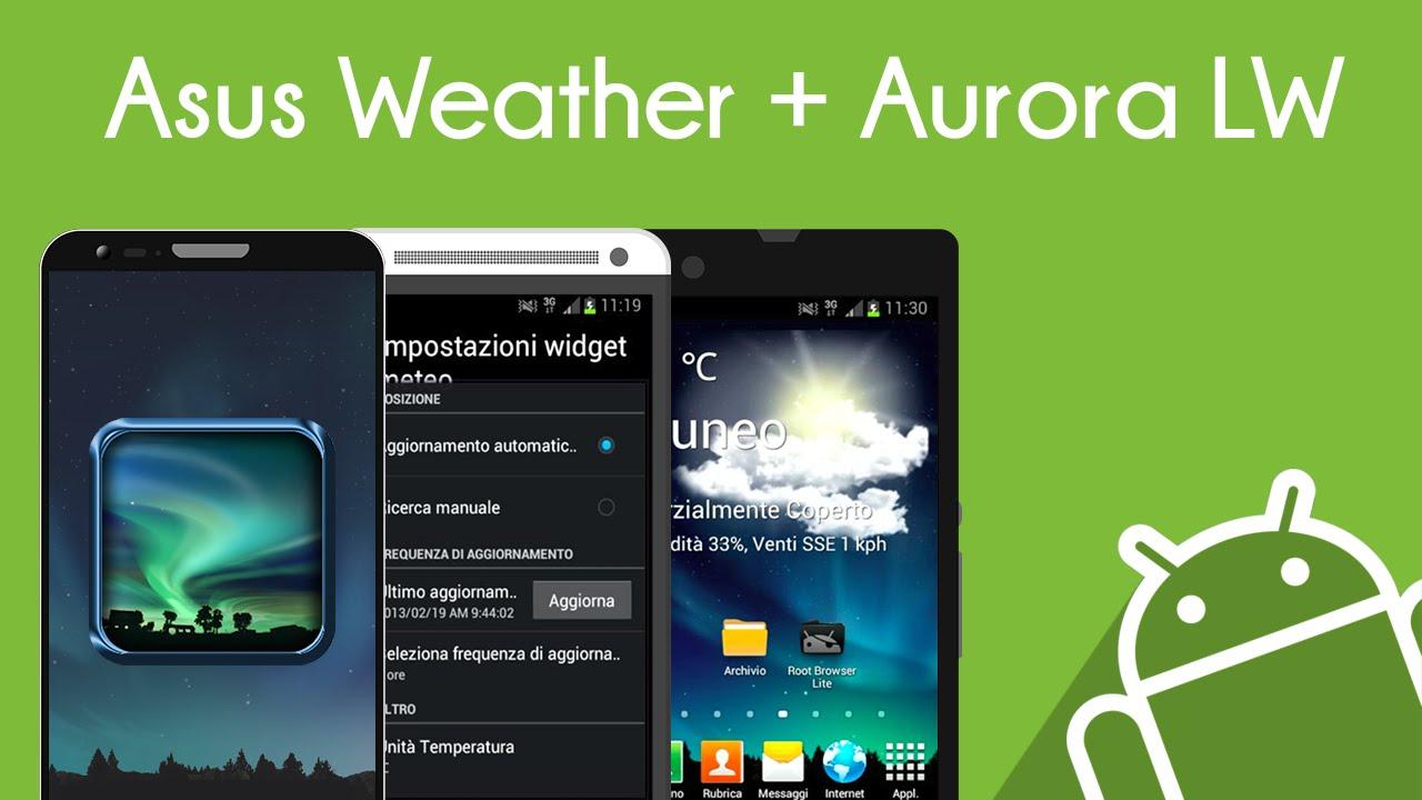 S10 Weather Widget Apk