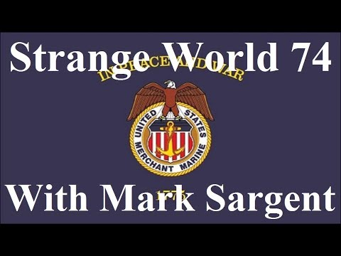 United States Merchant Marine - Flat Earth is real - SW74 - Mark Sargent ✅