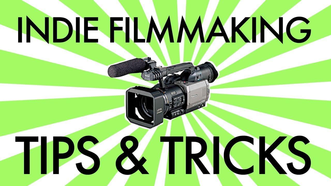Indie Filmmaking Tips & Tricks 4 - Framing The Shot! - YouTube