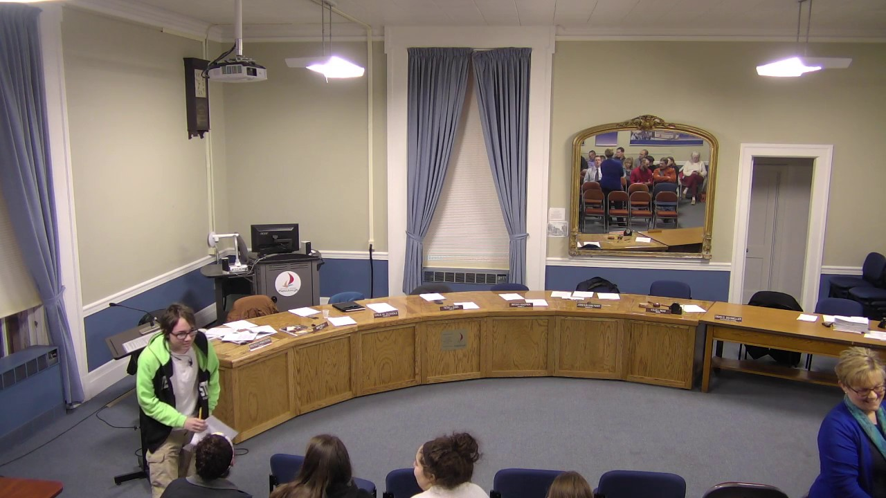 City of Plattsburgh, NY Common Council Meeting  1-19-17