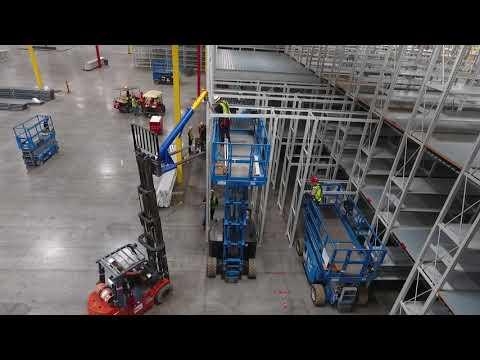 Culver Equipment job site