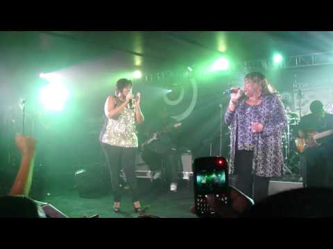 "Kelly Price & Shirley Murdock ""As We Lay"" LIVE/RARE - Essence Music Festival 2011"