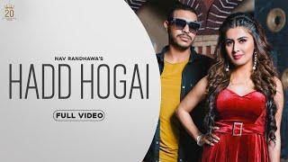 Hadd Hogai (Nav Randhawa) Mp3 Song Download