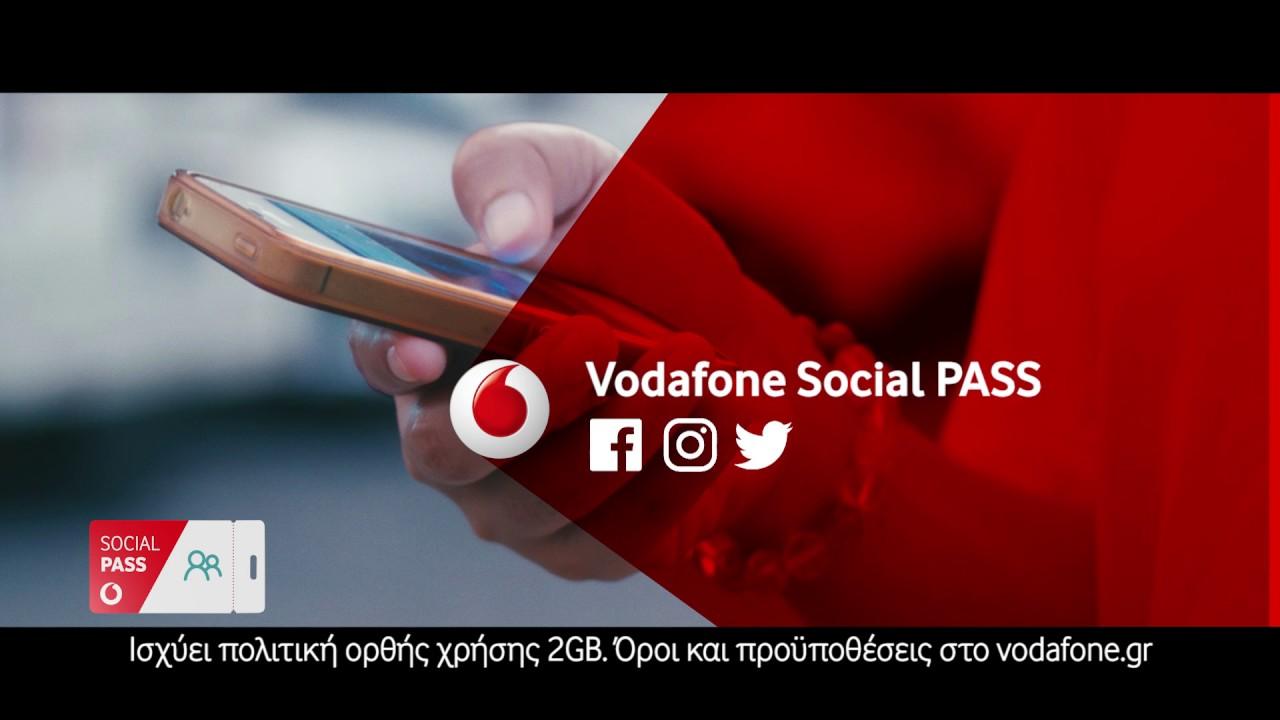 Youtube Vodafone Pass