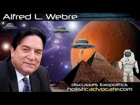 Activist, Attorney, Author, Futurist and Lecturer - Alfred L. Webre is interviewed.