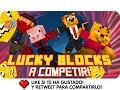 COMPETICIÓN DE LUCKY BLOCKS!   Con Exo, Macundra y Sara