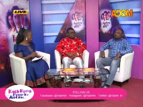 Kuch Rang Chat Room - Adom TV (10-5-18)