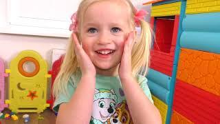 LEGO HANDS | Canción Infantil | Canciones Infantiles con Katya y Dima