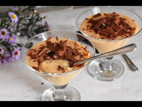Easy Caramel Pudding Dessert Without Oven