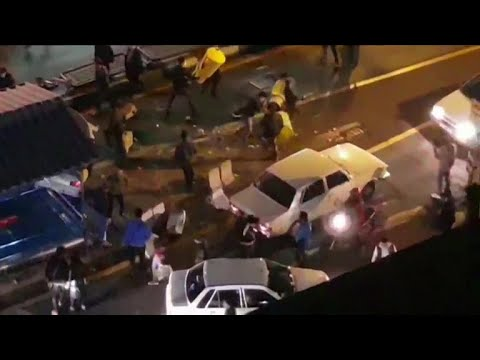 Tensions rise as protests in Iran turn deadly