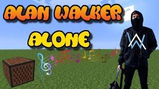 Alan Walker - Alone (Minecraft Noteblock) Map Download