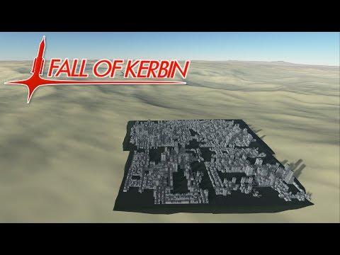 Fall Of Kerbin #26 - Falling Back - Kerbal Space Program