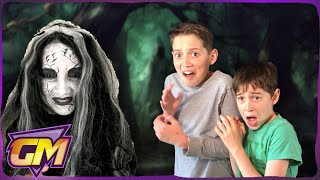 Halloween Olympics at Portaventura 🎃 Scary Family Vlog in Spain with Zombie Kids!