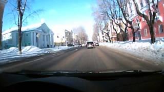 дтп в Северодвинске на Ленина(, 2013-03-03T19:09:46.000Z)
