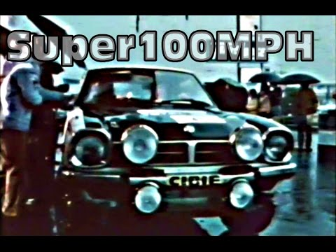 1973 Southern Cross International Rally