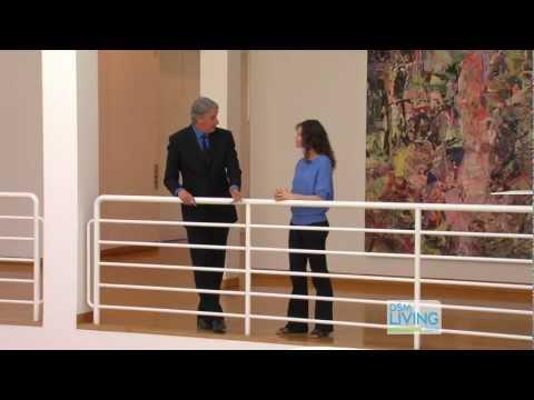 Richard Meier Addition - Des Moines Art Center