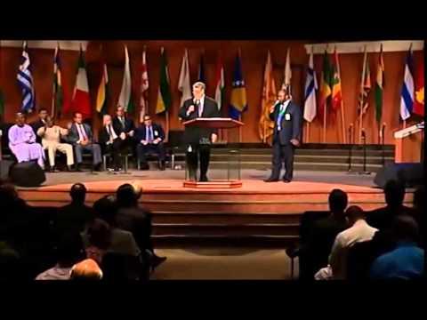 Being Apostolic - Jack Cunningham - Multicultural Summit 2014