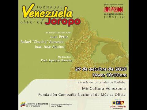"""Jornada """"Venezuela Vive el Joropo"""" (Programa 5)"""