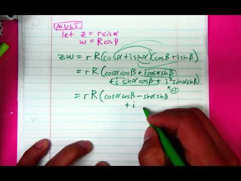 10.8 Demoivre's Theorem