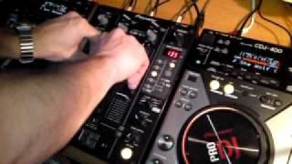 PIONEER DJM-400 CDJ-400(Prezentacja PIONEER cdj 400 djm 400., 2009-11-08T15:35:40.000Z)