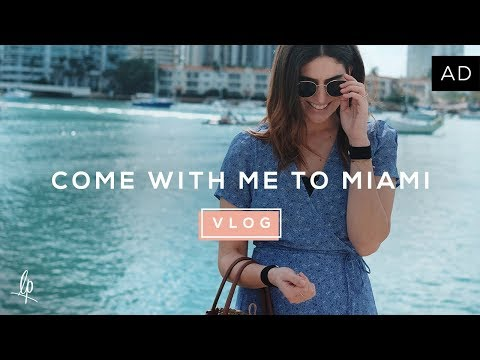 COME TO MIAMI WITH ME | Lily Pebbles Vlog