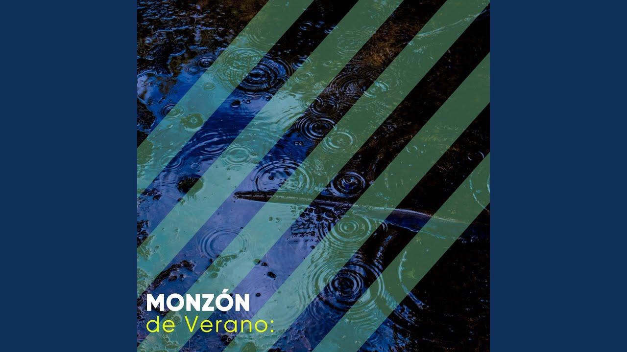 Lluvia Monzónica India