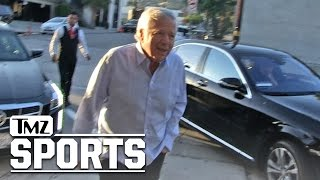 Robert Kraft -- Roger Goodell Can't Touch This ... Fancy Dinner with My Hot Girflriend | TMZ Sports