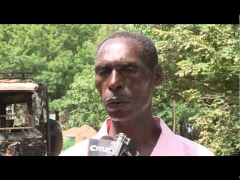 Deadly Visit In Mpeketoni