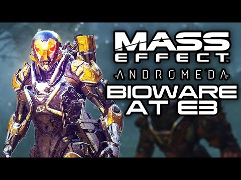 MASS EFFECT ANDROMEDA: My Thoughts on Bioware After Anthem and Andromeda!