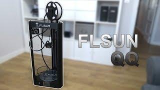 Flsun QQ, mi primera impresora 3D de tipo delta