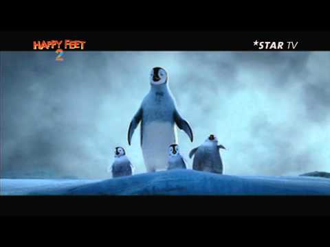 Happy Feet 2  Elijah Wood  Ava Acres  Carlos Alazraqui  AnimationKomödieFamilie  Home Cinema